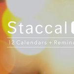 iPhone : Staccal 2 – iOS7 のフラットデザインに最適化&リマインダーに対応したカレンダーアプリ