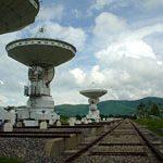 パラボラ:野辺山電波天文台