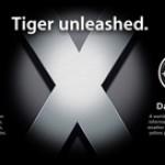Mac OS X Tiger は 4/29 リリース