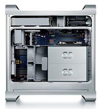 New PowerMac G5