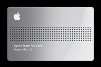 Apple Store Pro Card