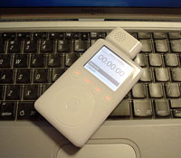 Voice Recorder(Belkin社製)