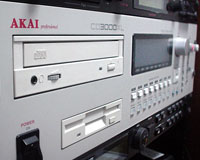AKAI CD3000XL