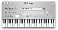 Midi Key