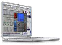 PowerBook G4 でオンガク