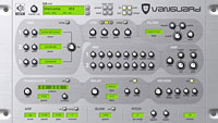 reFX Vanguard Virtual Analog Synth