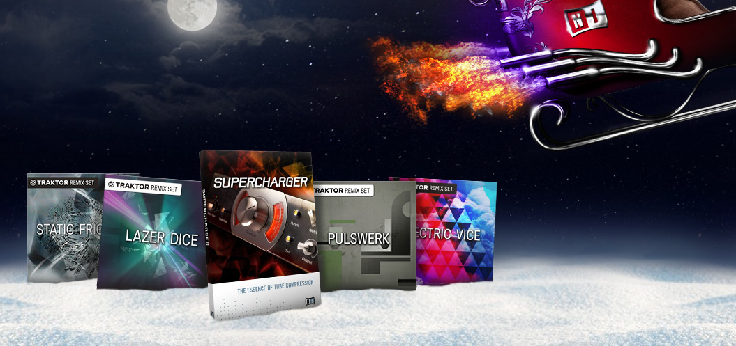 Native Instruments HIGH-OCTANE HOLIDAYS