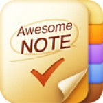 iPhone:Awesome Note(+Todo)