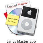 iPod touch:歌詞を入力する