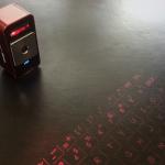 衝動買い:Magic Cube レーザーキーボード