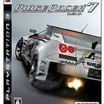PS3(4日目):RIDGE RACER 7