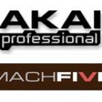 AKAI と MachFive