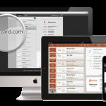 CamCard:定番名刺アプリが iOS 7 デザインにアップデート