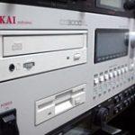 壊れた AKAI CD3000XL と Machfive コンバート