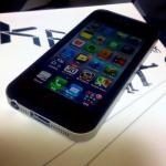iPhone:フラットバンパー導入