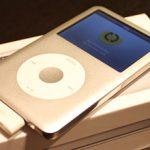 iPod classic お買い上げ