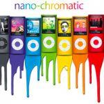 iPod nano は4世代目