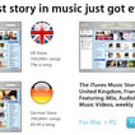 iTunes Music Store in Europe