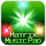 iPhone:Matrix Music Pad