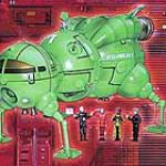 宇宙船レッド・ドワーフ号 スターバク