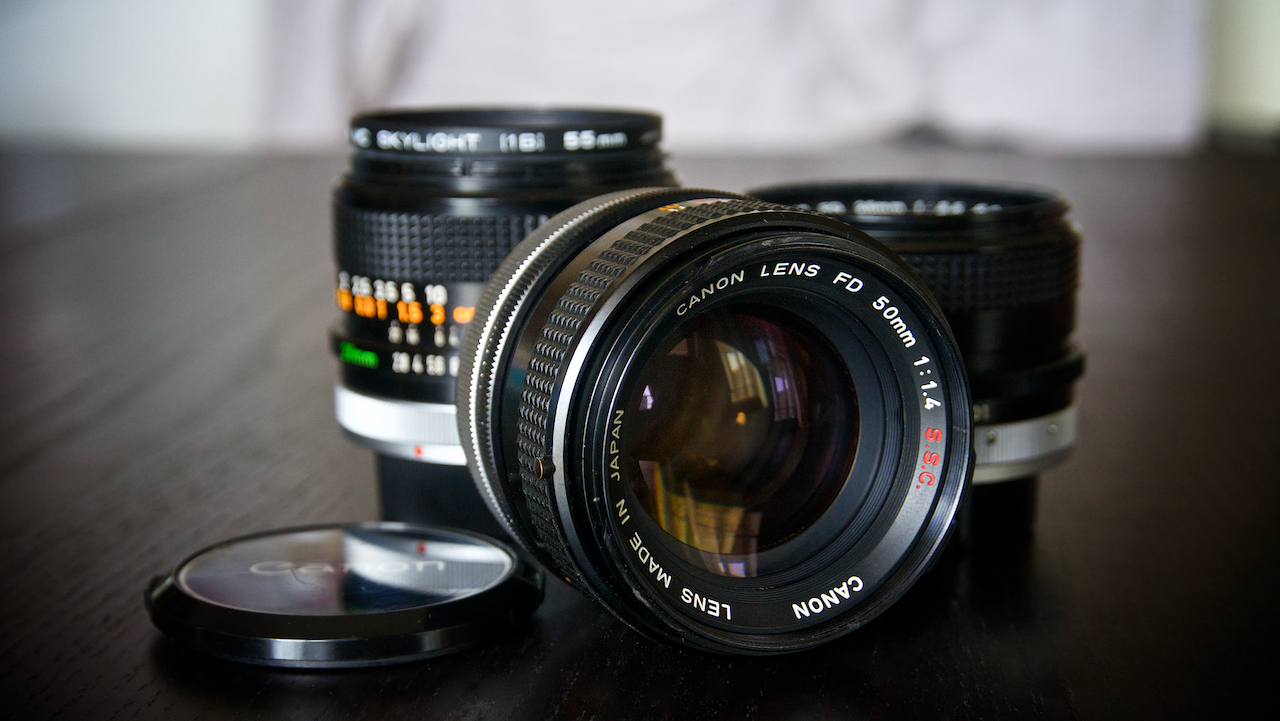 FD 50mm f/1.4 SSC