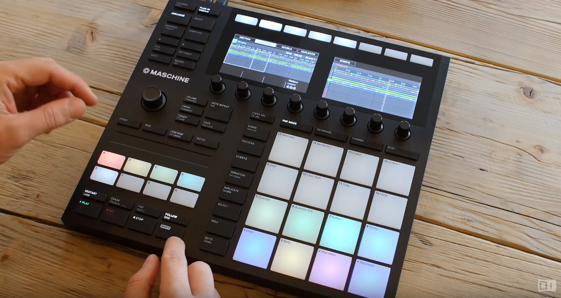 Native Instruments MASCHINE 2.7