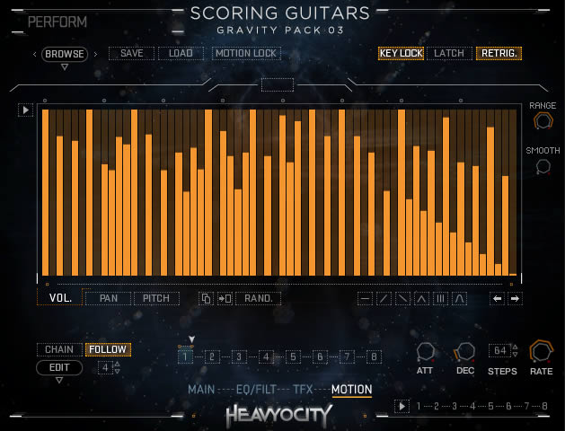 Heavyocity Scoring Guitars