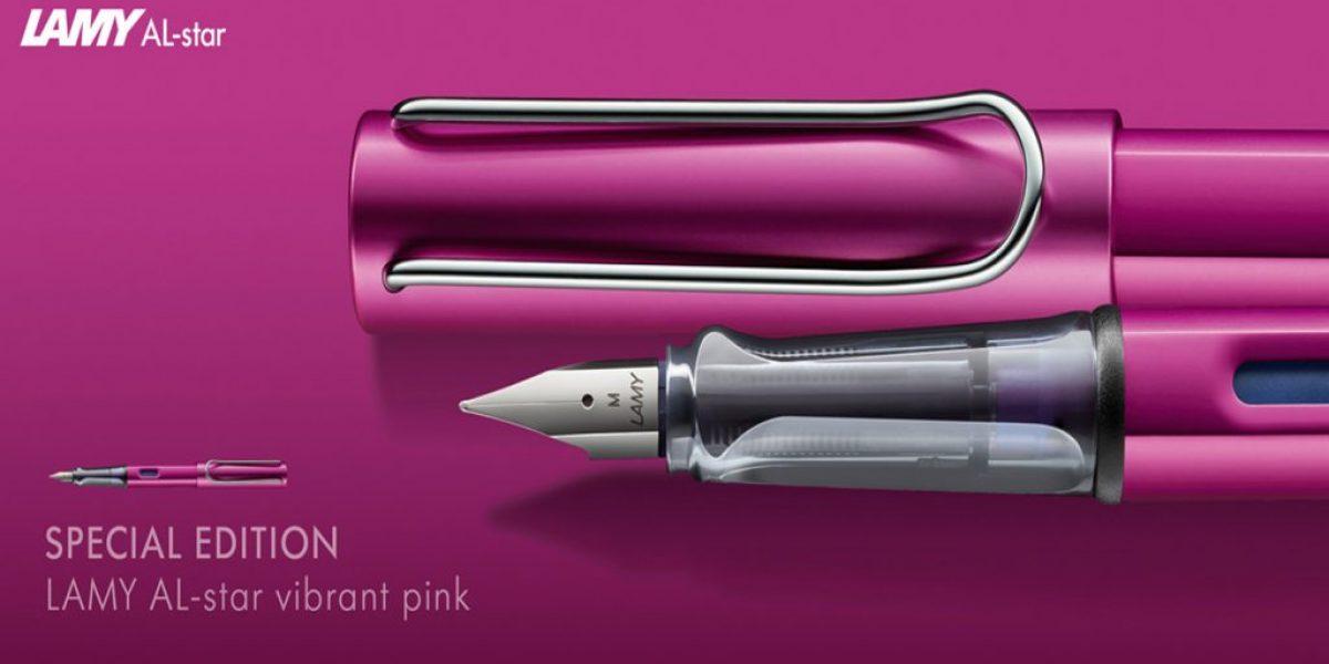 AL-Star Vibrant Pink