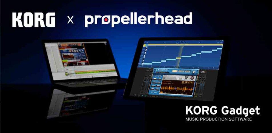 KORG + Propellerhead