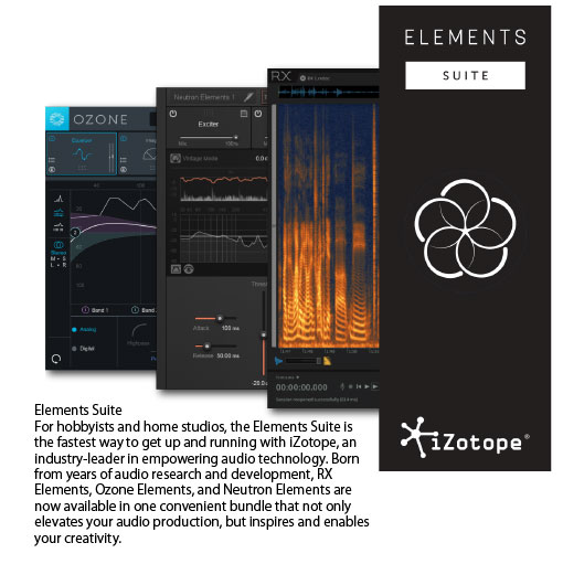 iZotope Elements Suite