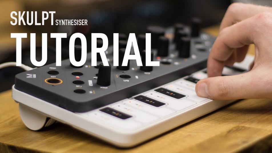 Modal Electronics SKULPT synthesiser - 音色紹介やチュートリアル公開、かなり使えそうなサウンド 😃