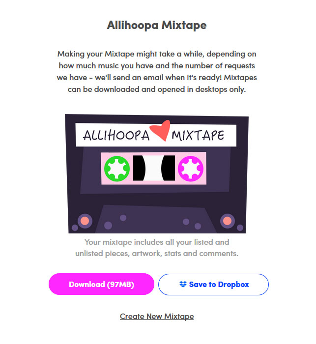 Allihoopa Mixtape