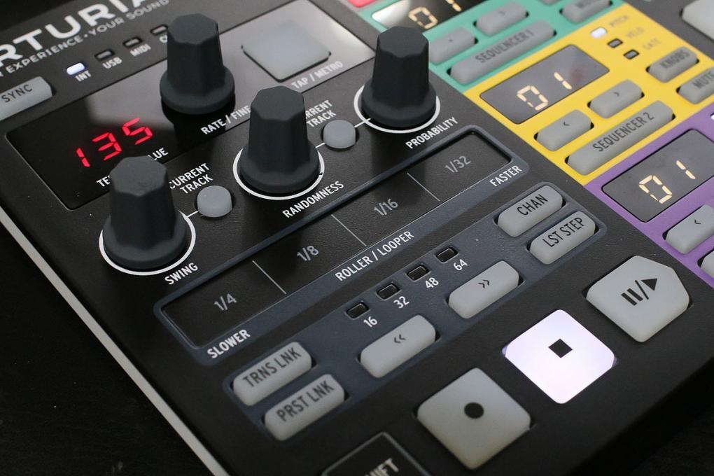 BeatStep Pro Looper