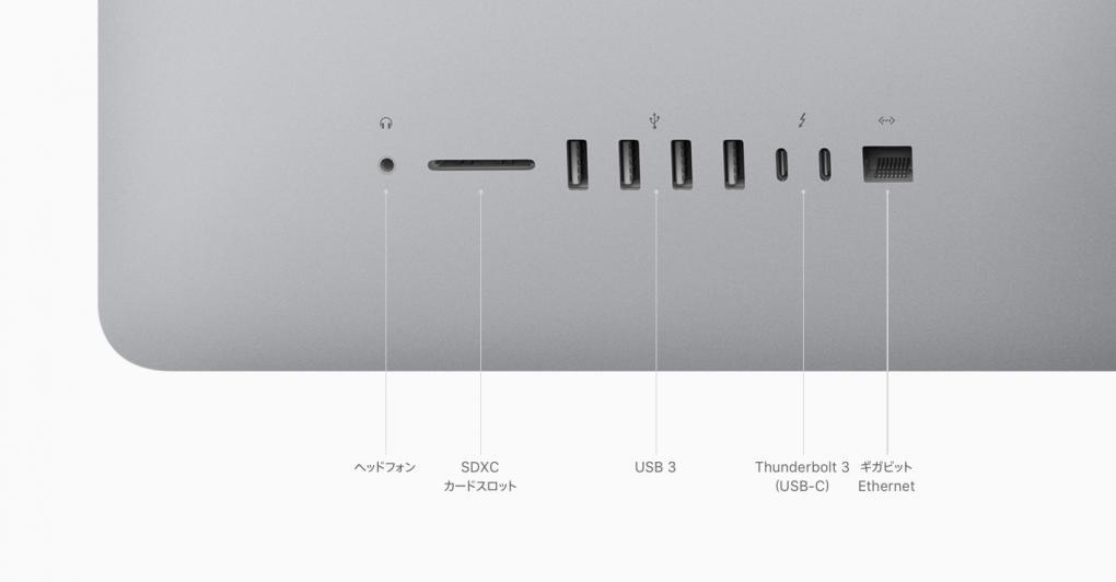 2019 iMac IO