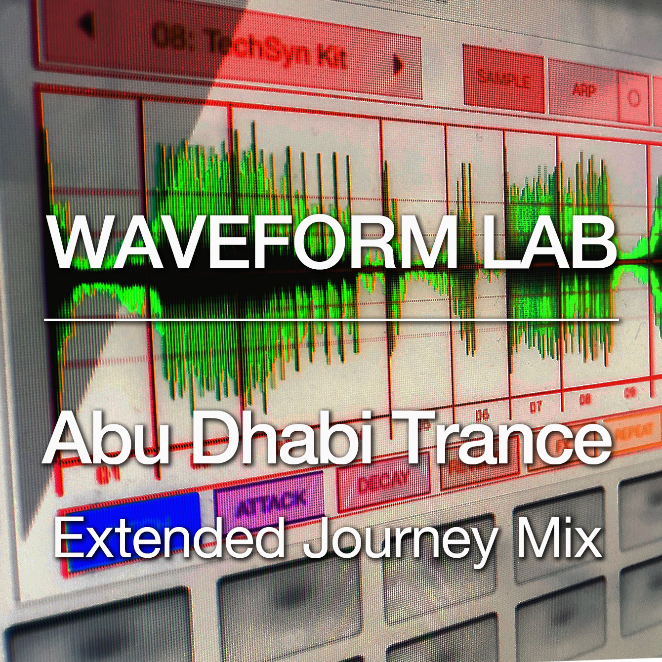 Abu Dhabi Trance Extended Journey Mix / August 13, 2018