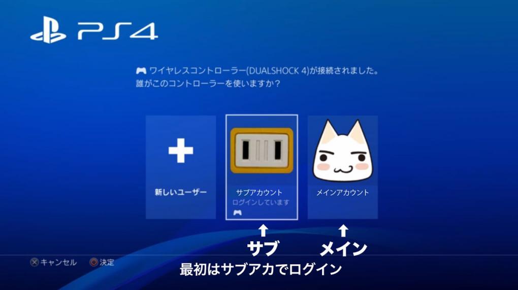 PlayStation 4 を iPad でリモート接続しながら PS4 コントローラーを使ってプレイする