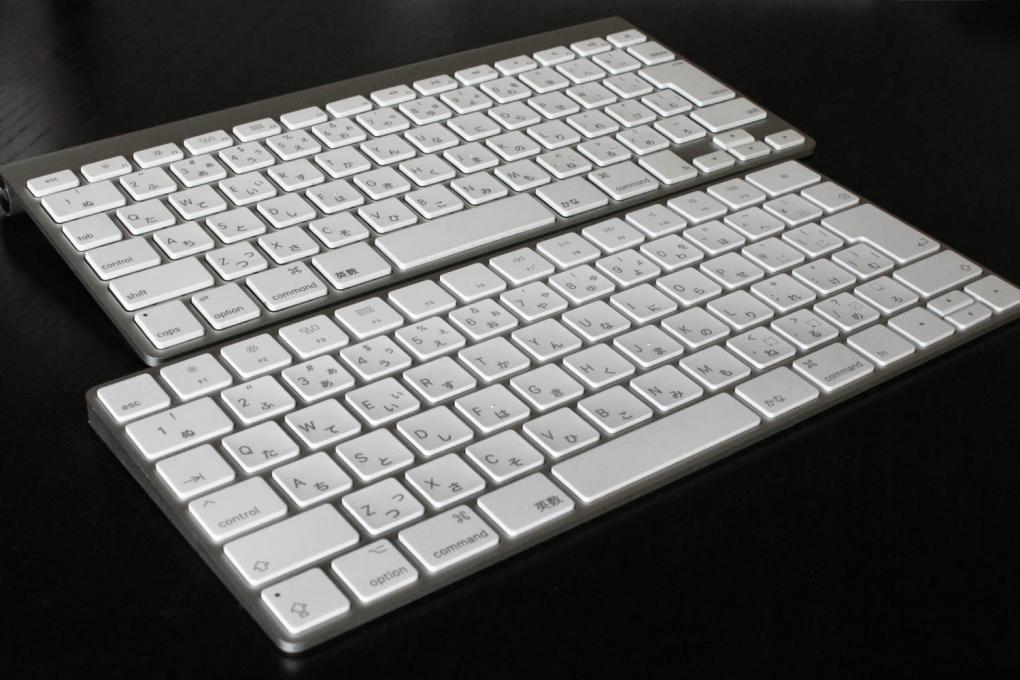 Apple Wireless Keyboard vs Magic Keyboard