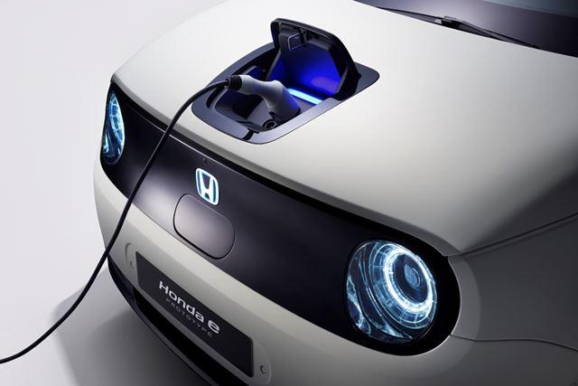 EV Honda e