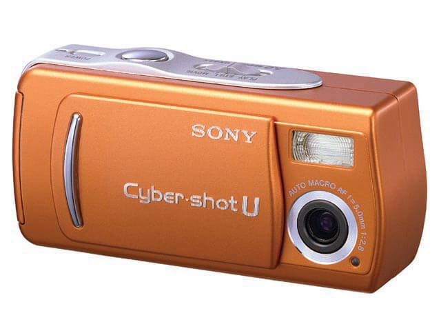 Sony Cyber Shot U
