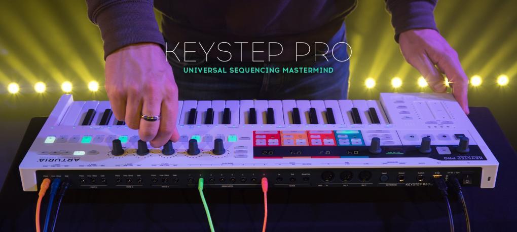 Arturia KeyStep Pro