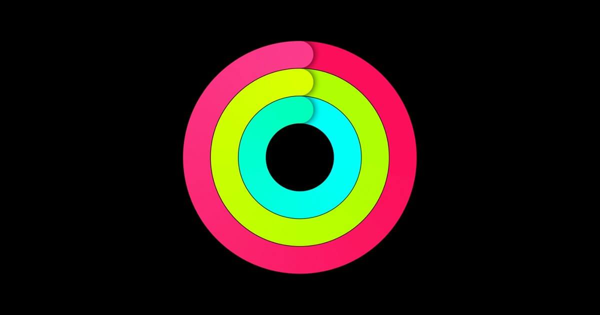Apple Watch Activity logo