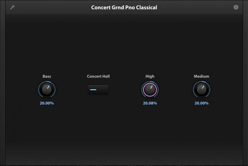 MOTU Universal Loops & Instruments Concert Grand Pno Classical