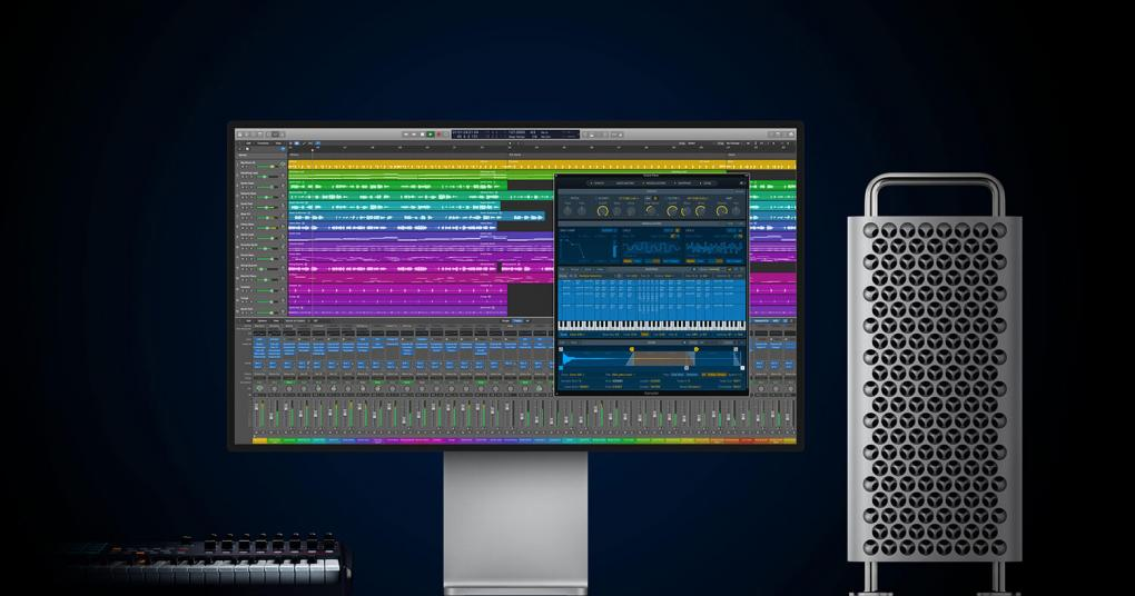 Apple Logic Pro X 10.5