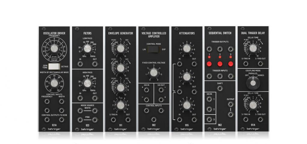 Beringer-System55 Modular