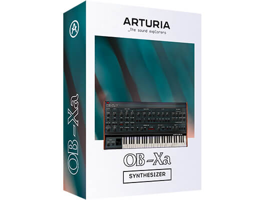Arturia OB-Xa V
