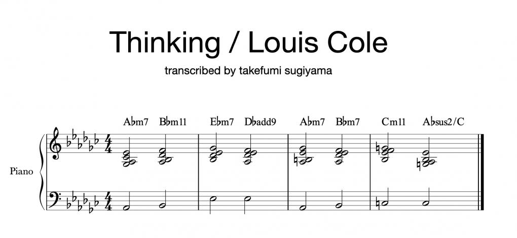 Louis Cole - Thinking