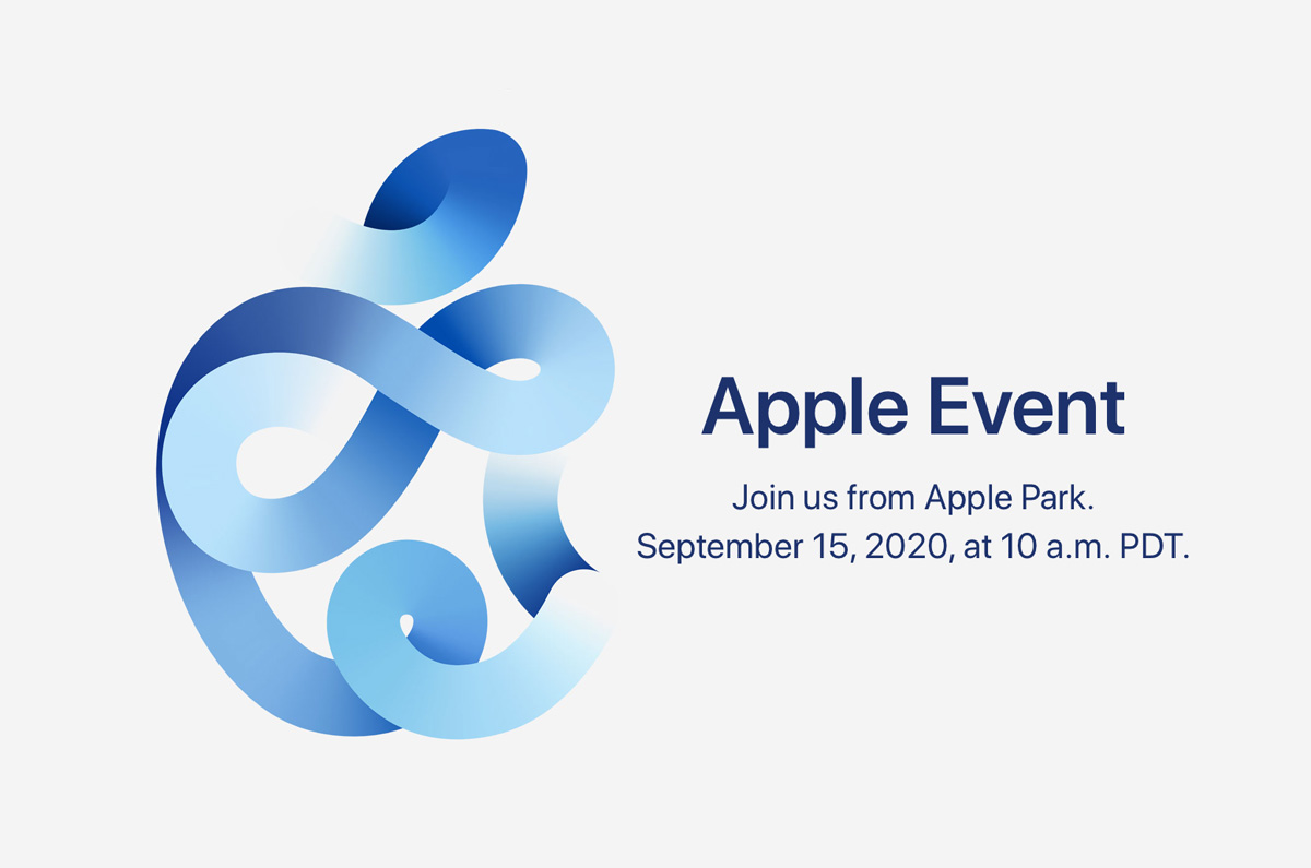 Apple Event September 15, 2020