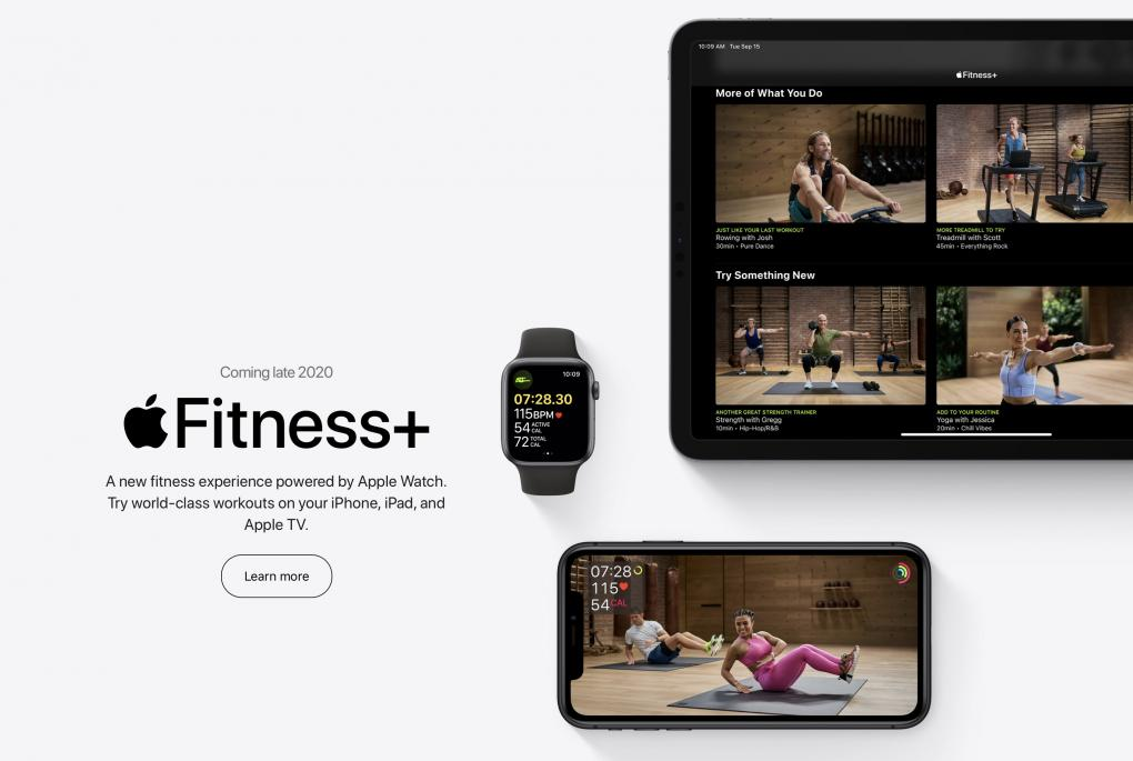 Apple Fitness+