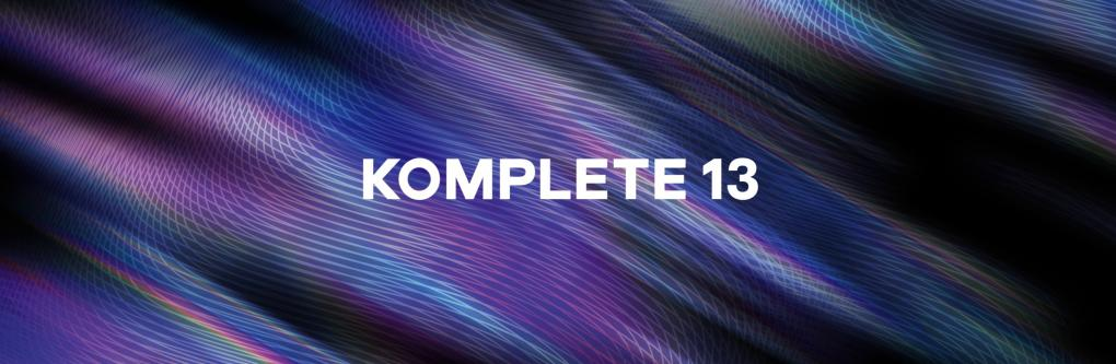 Native Instruments KOMPLE 13