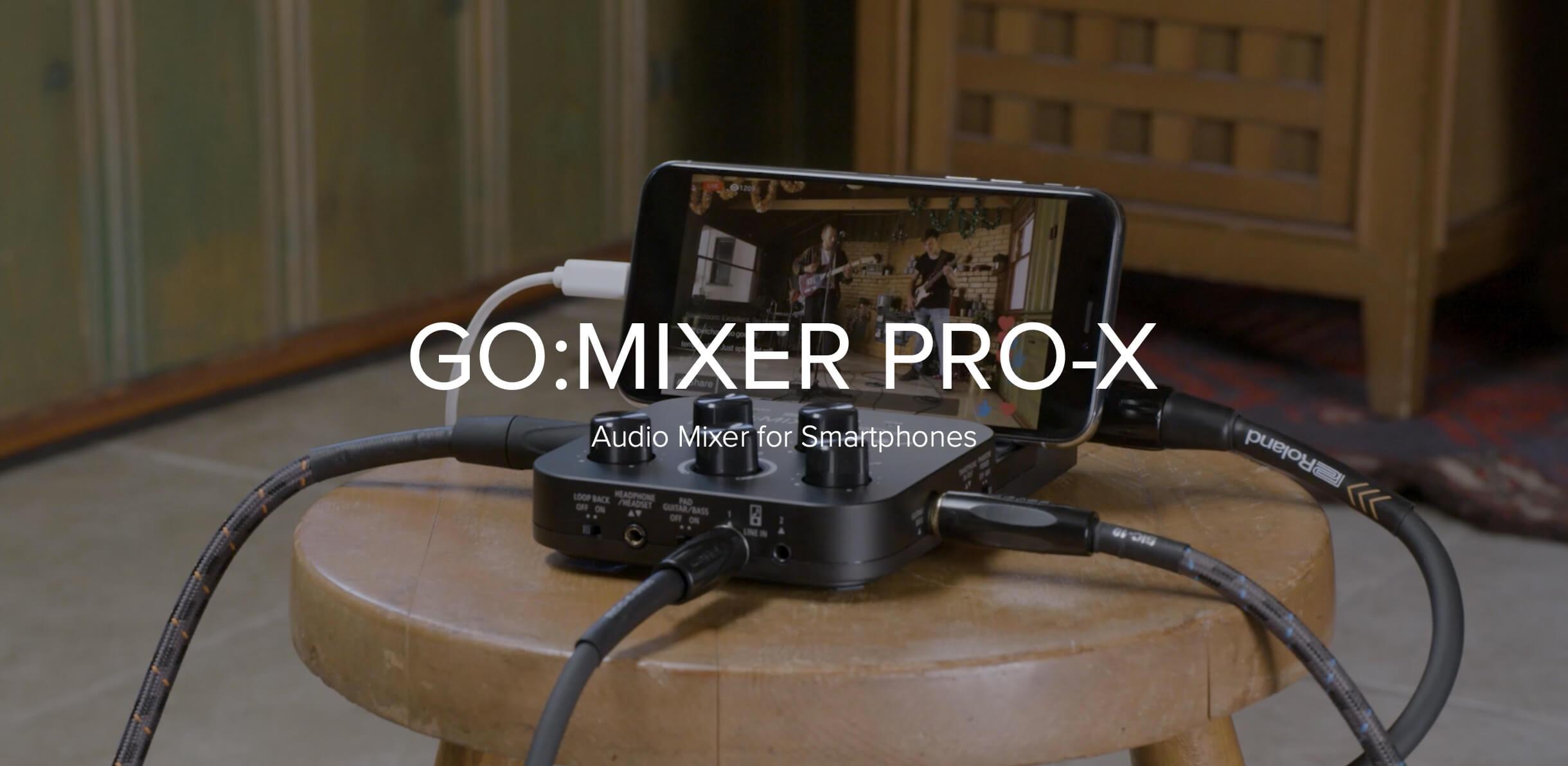 GO:MIER PRO X